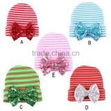 Cute Caps Baby christmas Hat Beanies for Girls & Boys Crochet Beanie Baby Hats Beanie Baby Girl Candy Color Children Hat FH-125