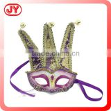 2014 multi color feather valentine's day party mask masquerade for clown mask halloween products EN71
