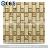 China Market Beautiful Wall Glass Mosaic Tile