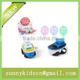 Pretty wind up toy wind up boat wind up ship capsule toy