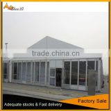 20x25m Big commercial White PVC Fabric Event Marquee Canopy for Sale