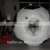 Inflatable Toy Style and Bumper ball Type Indoor&Outdoor Human Bubble Soccer/Bubble Football