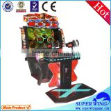 2015 wholesale new arrival arcade simulate shooting game machine