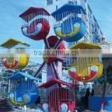 Attractive and interesting theme park amusement rides mini ferries wheel for sightseeing