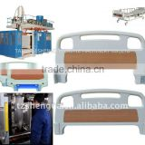 extrusion blow molding machine making bed board head board