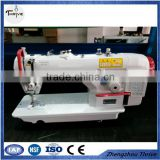 Crazy Sale direct drive auto trimmer lock stitch machinery, high speed computer lockstitch industrial sewing machine