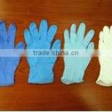 AQL1.5/2.0/4.0 for Inspection / Dental / Exam/ Electronic Products Process Use Blue Nitrile Gloves