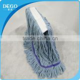 Blue disposable wipes cotton floor mops, easy mop 360