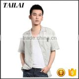 wholesale alibaba Top-end Fashion Comfortable men casual shirts pictures