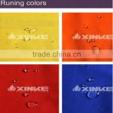 functional water and oil repellent fire resistant fabric