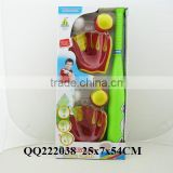 fashion baseball glove for kid,Happy time Play Set Toys baseball glove