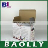 Packaging hot sale new design corrugated fiberboard boxes for sale
