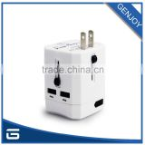 New Products 2016 China Alibaba Wholesales World Universal Travel Adapter Adaptor Charger