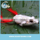 Wide Variety Of Chinese Wholesale Topwater Frog Rayfrog Fishing Bait And Tackle                                                                         Quality Choice