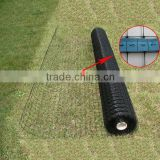 Black Extruded Plastic Mesh For Vineyard,Apple Trees,Strawberry Garden And Other Agricultural Area Black Plastic Fencing Mesh