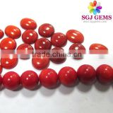 Red Coral Beads Natural Semi Precious Stone Natural Coral Beads