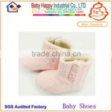 2014 hottest fashion crochet baby winter boot for girl