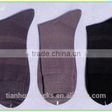 Men mercerized cotton pop socks sweat-absorbent breathable mesh business socks wholesale China custom sock manufacturer