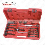 WINMAX 16 PIECE BEARING EXTRACTOR SET INNER INTERNAL BLIND REMOVER PILOT BUSHES PULLER WT04821