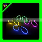 chemical eyeglasses glow stick eye glasses foilbag wrapped light eyeglasses