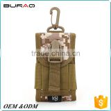 Hiking Camping Army Tactical Phone Belt Bag For Mobile Phone