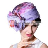 Women Organza Bonnet Hair Bonnet Wholesale