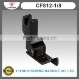 Sewing Foot Parts Sewing Accessories Teflon Hinged Rasing Feet Single Needle CF812-1/8 Presser Feet