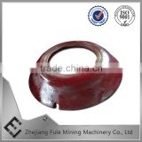 Cone Crusher Spare Parts Cutting Ring For Metso