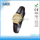 2014 hot selling leather watch straps uk/mens leather watches
