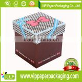 2016 NEW DESIGNED PAPER GIANT SHOE BOX