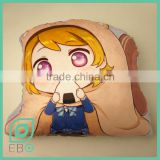 hugging pillow for adults design custom made love live! Hanayo Koizumi irregular shape plush cushion