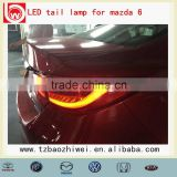LED tail lamp light for Mazda 6