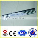 Professional C-type/U-type metal furring channel sizeused for drywall with CE certificate