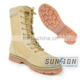 2016 New Design Tactical Safety Boot Wholesale Military Man Boot