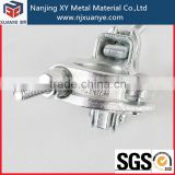 EN74 90 degree scaffolding double forged coupler clamp BS1139 stainless steel pipe clamp