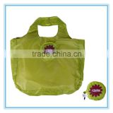 t shirt style 210d polyester folding bag,Polyester Folding Shopping Bag,Polyester Bag Folded With Ball
