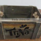 classical wooden box for fruits and vegetables crates for sale wooden packaging wholesale