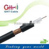 Coaxial Cable RG series rg59 Cctv cable for wireless security cameras factory