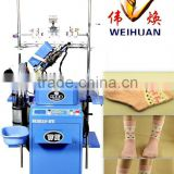 3.75 inch dual-use automatic hosiery machine for making good quality terry and plain socks(WH-6F-B)