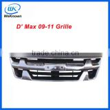Pickup parts-- D-MAX 09-11 grille for isuzu
