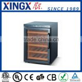 Absorption Wine Cellar cabinets,Glass Door Wine Chiller & Preserver_XC-80