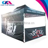 wholesale custom printing pop up 3x3 gazebo marquee event tent