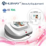 nubway high quality spider veins treatment 30MHz Professional skin tag removal machine