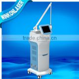 Fractional CO2 Skin Care Machine/beauty Sun Damage Recovery Laser Machine/stretch Mark Removal Beauty Machine Face Whitening
