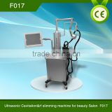vaginal ultrasound equipment System fat removal vertical design Ultrasound cavitation slimming equipment fat loss