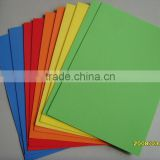 VARIOUS COLOR NO SMELL AND NO TOXIC EVA PLAIN SHEET FOR CRAFT