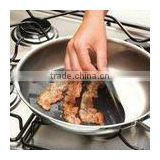Kitchen accessories PTFE cookware nonstick oil free frying pan liner