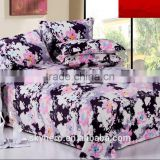 custom flannel fabric printing blanket factory china