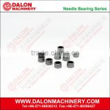 Needle Bearing HK0810 RS 08x12x10 / Drawn Cup Caged Needle Roller Bearings With Open End