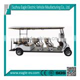 8 seater electrical golf trolley for golf club